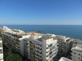 2 bedroom apartment overlooking the sea in Quarteira | 2 Sovrum | 1WC