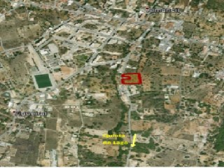 Land in Almancil, on the road to Quinta do Lago, next to Quinta Paraiso, with 7.250m2 |