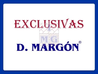 EXCLUSIVE and services offered by D. Margon, real estate & investment. | 5 Bedrooms | 3WC