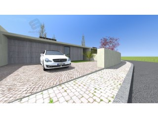 Single-storey villas of 3 fronts | 4 Bedrooms | 3WC