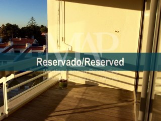 Apartment in Cascais, Bairro do Rosário, with beautiful balcony with front | 3 Bedrooms | 2WC
