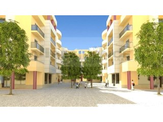 Lot for construction of apartments with project. |