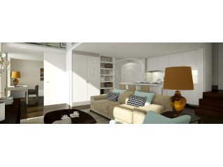 Loft with 103.91 m2, the debut, in luxury development. |  | 2WC