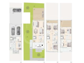 House › Porto | 5 Bedrooms + 1 Interior Bedroom | 4WC