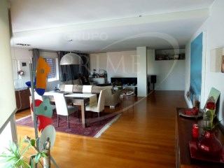 Apartment › Matosinhos | 3 Bedrooms + 1 Interior Bedroom | 3WC