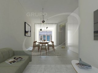 Apartment › Porto | 1 Bedroom + 1 Interior Bedroom | 1WC