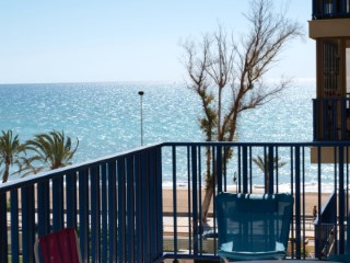 BN-583-A apartment in benicassim, overlooking the sea, casagencia