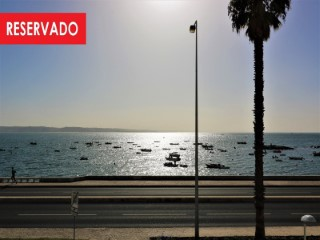 T2 Paço de Arcos Balcony, swimming pool, garages | 2 Bedrooms | 1WC