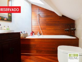 Apartment › Lisboa | 2 Bedrooms + 1 Interior Bedroom | 2WC