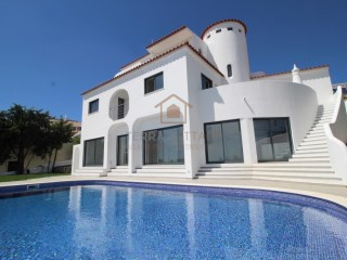 Five Bedroom Villa, with Sea Views,  in the Golden Triangle, Santa Barbara Nexe, Faro | 5 Bedrooms | 4WC