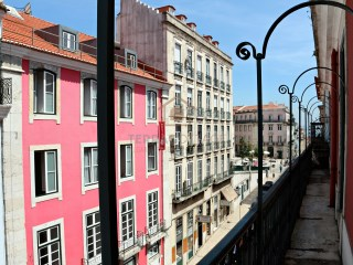 Luxury 3 Bedroom Apartment in the Lisbon Historic Centre (Baixa Pombalina) | 3 Bedrooms | 3WC