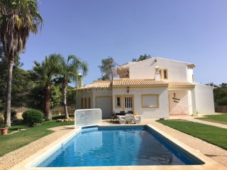 TWO BUILT VILLAS, near Almancil and Quinta do Lago, Central Algarve | 3 Bedrooms + 3 Interior Bedrooms | 3WC