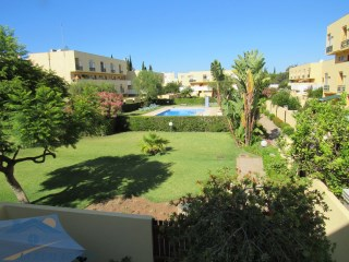 Beautiful Ground floor apartment with private yard in Vilamoura | 2 Bedrooms | 1WC