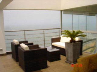 Luxury Penthouse Duplex for sale in Miraflores with sea view | 3 Bedrooms | 3WC