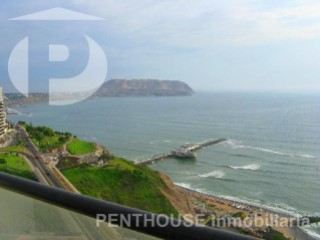 Exclusive luxury apartment overlooking the sea Miraflores | 3 Bedrooms | 3WC