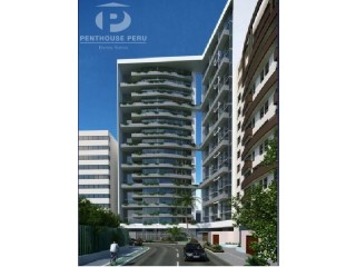 Exclusive Department of luxury for sale overlooking to the sea of Miraflores | 3 Bedrooms | 4WC