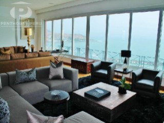 Exclusive and Luxury Penthouse for sale Cliff ravine for sale