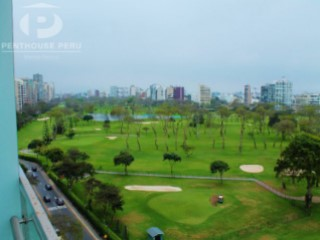 Sale or rental of exclusive luxury apartment for rent with view to the Golf of San Isidro | 3 Bedrooms | 3WC