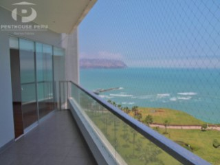 Spectacular premiere furnished rental apartment with view to the sea Miraflores | 3 Bedrooms | 3WC