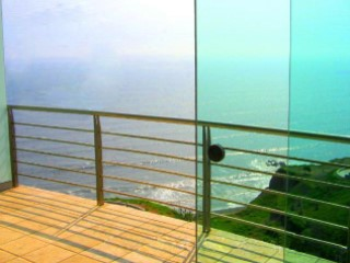 Exclusive apartment for rent overlooking the sea in Miraflores | 3 Bedrooms | 2WC