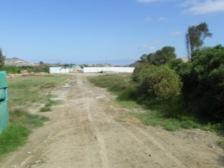 Land for sale rustic in Pampas of Chimbote - Sector Tangay Bajo |