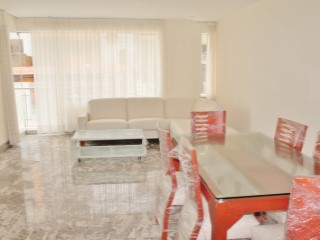 Rental of furnished apartment close to the Malecon - Miraflores | 3 Bedrooms | 2WC