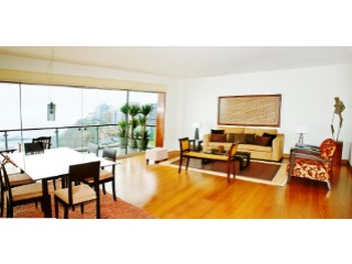 Exclusive apartment for rent in Miraflores sea view | 3 Bedrooms | 4WC