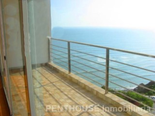 Exclusive apartment rental with a marvellous view to the sea Miraflores | 3 Bedrooms | 3WC