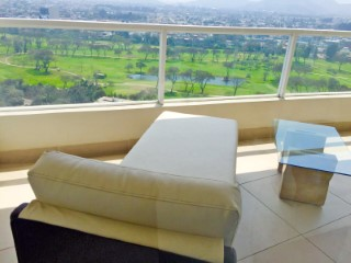 Exclusive apartment for rent in Groove with a privileged location overlooking the Golf | 2 Bedrooms | 2WC