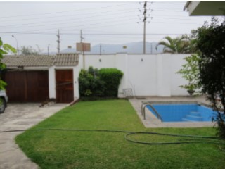 House › Lima | 4 Bedrooms | 4WC