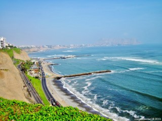 Venta Exclusivo Penthouse en Miraflores Malecon Vista al Mar