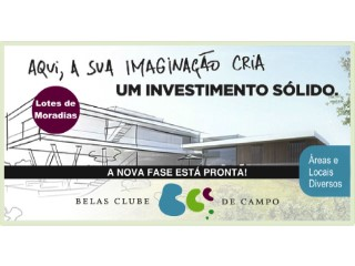 Belas Clube de Campo - New Phase - Plot 109 |