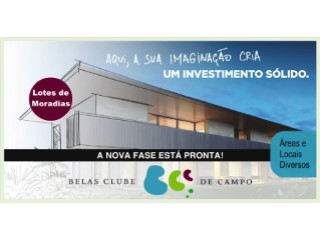 Belas Clube de Campo - New Phase - Plot 123 |