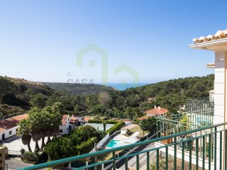 1+1 bedroom Apartment near to the beach of S. Julião, 7 km from Ericeira, with charming view of Valley torn by sea, with parking and storage room. | 2 Bedrooms | 1WC