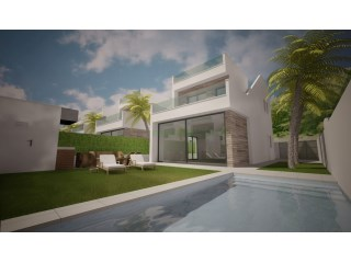 VILLAS DESIGN IN CONSTRUCTION AREA OF THE PAY | 3 Bedrooms | 2WC