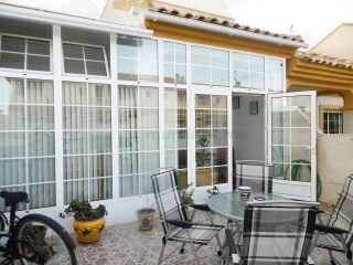 BUNGALOW WITH SOLARIUM 2D IN PLAYA PARAISO | 2 Bedrooms | 1WC