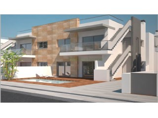 NEW BUNGALOWS OF DESIGN IN TORREVIEJA | 3 Bedrooms | 2WC