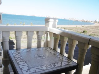 NICE APARTMENT ON FIRST LINE OF BEACH | 2 Bedrooms | 1WC