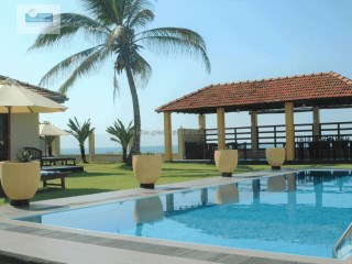 BEACH FRONT/9 BEDROOMS BOUTIQUE HOTEL (96 PERCHES/SQ.M 2400) |