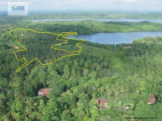 HIKKADUWA LAKE PROPERTY/ 19.1 ACRES/ HOTEL OR VILLA DEVELOPMENT |
