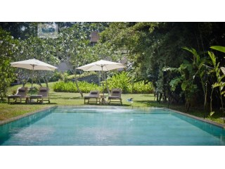 2 Bedroom Villa Pool and overlooking Paddy Fields; Galle/Talpe |