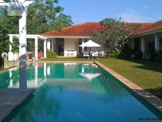 3 Bedroom Villa with Pool; Galle Area |