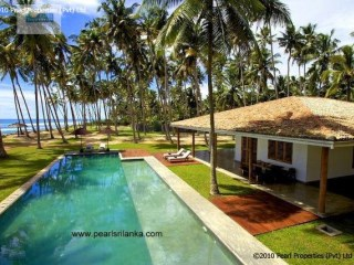 4 Bedroom Luxury Boutique Villa, Mirissa |