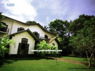 5 Bedroom Inland Villa with Pool; Galle/Talpe |
