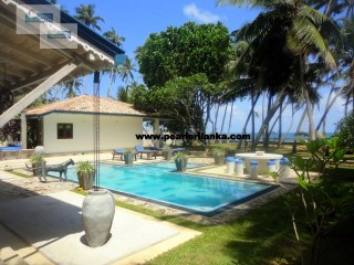 BEACH VILLA WITH 4 BEDROOM WITH POOL LOCATED IN TALPE | 4 Bedrooms | 4WC