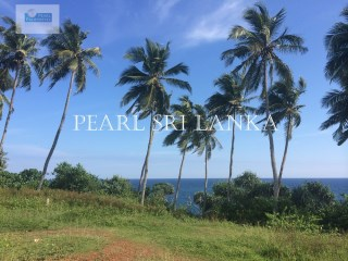 Sea Front Building plot for Hotel/Villas Development Nilwella/Dickwella (372 Perches/Sq.m 9307/2.3 acres) |