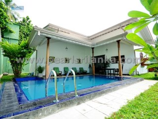 TWO SEPARATE INDIVIDUAL BUNGALOWS WITH TWO SEPARATE POOL | 4 Bedrooms | 4WC