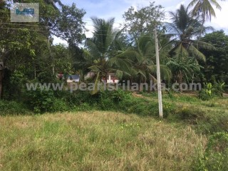 GOOD RENOVATION-PROJECT TO CREATE A VILLA IN GALLE AREA/ 83 PERCHES (SQ.M 2075) | 4 Pièces | 1WC