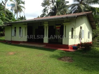 PERFECT BUILDING PLOT FOR BIG VILLA WITH ALREADY A CHARMING BUNGALOW ON IT. | 4 Pièces | 1WC