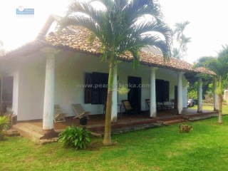 GOOD RENOVATION-PROJECT TO CREATE A STUNNING  BEAUTIFUL COLONIAL VILLA WITH 4 BEDROOM LOCATED IN GALLE AREA | 5 Pièces + 2 Chambres intérieures | 2WC